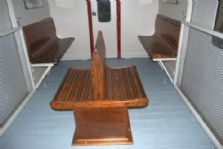 PCP294 interior after repainting. 11/11/2007. J Green.