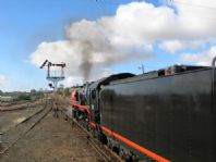 R707 departing Bacchus Marsh. 31/07/2005. Photographer unknown.